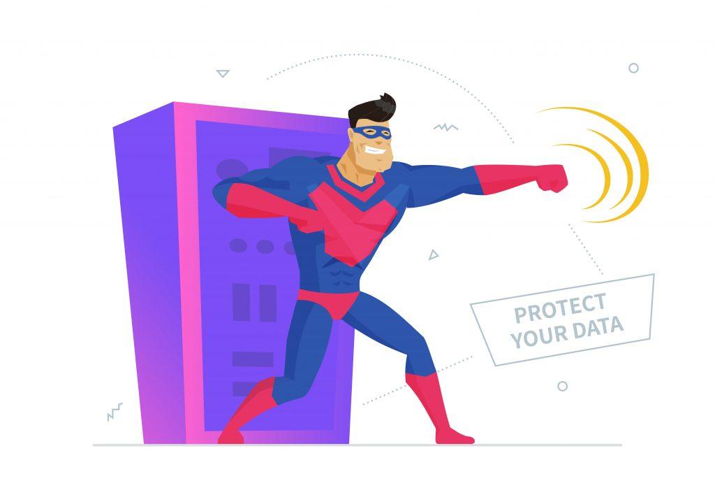 Data secure medical
