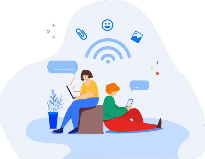 Chatting-by-using-apps1